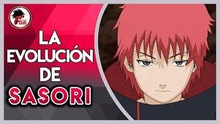 Naruto: Historia y Evolución de SASORI