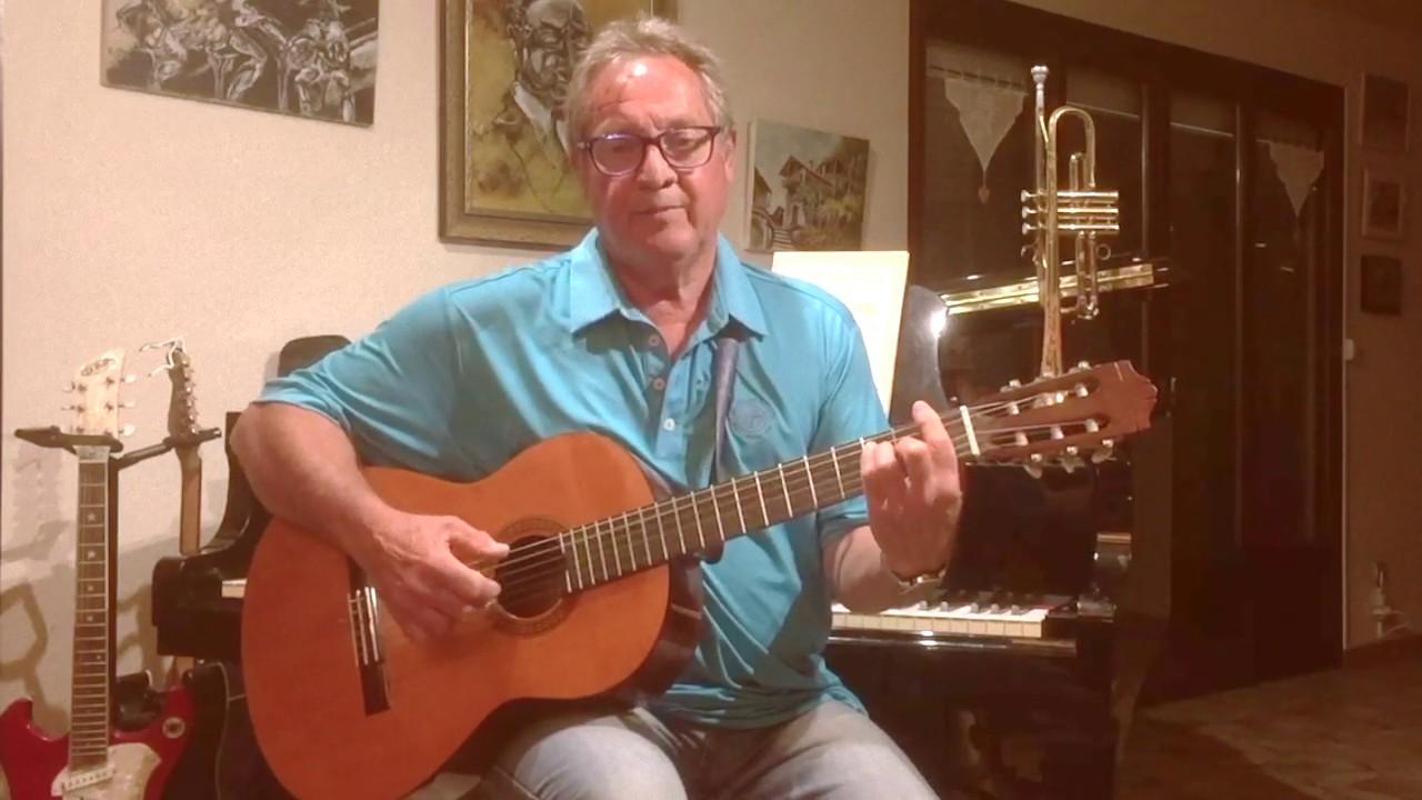 Marc-Henry, l'auteur et interprète de la chanson, nous dédie cette chanson.