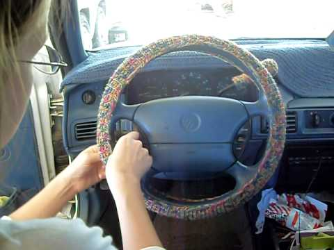 Steering Wheel Cover Instructions