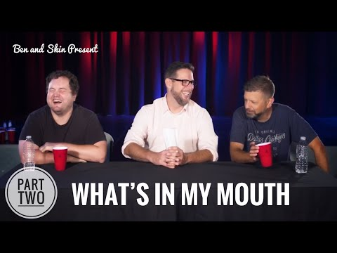 The Soda Challenge Part 2 || What's In My Mouth?