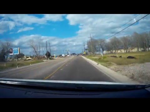 Road Trip #008 - US-51 North (old alignment) - Laplace to Hammond, Louisiana