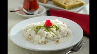 Güllaç Tatlısı Nasıl Yapılır-Sütlü tatlılar-Ramazan Tatlıları