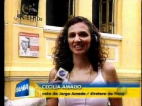 Matéria galpão Cultural + Link ao vivo com Cecilia...