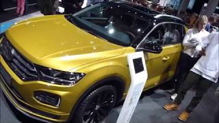 2018 VW T-Roc '''R-Line'' Exterior & Interior 4Motion 190 Hp * see also Playlist