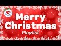 Merry Christmas Playlist | Best Christmas Carols & Popular Xmas Songs | 90 minutes