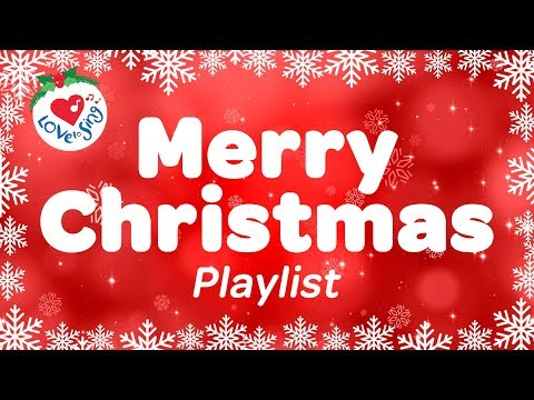 Merry Christmas Playlist 2017  Best Christmas Carols & Popular Xmas Songs  90 minutes