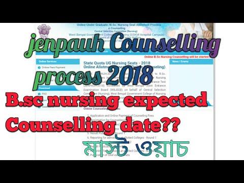 Jenpauh Counselling process 2018 B.sc nursing Counselling date jenpauh 2018