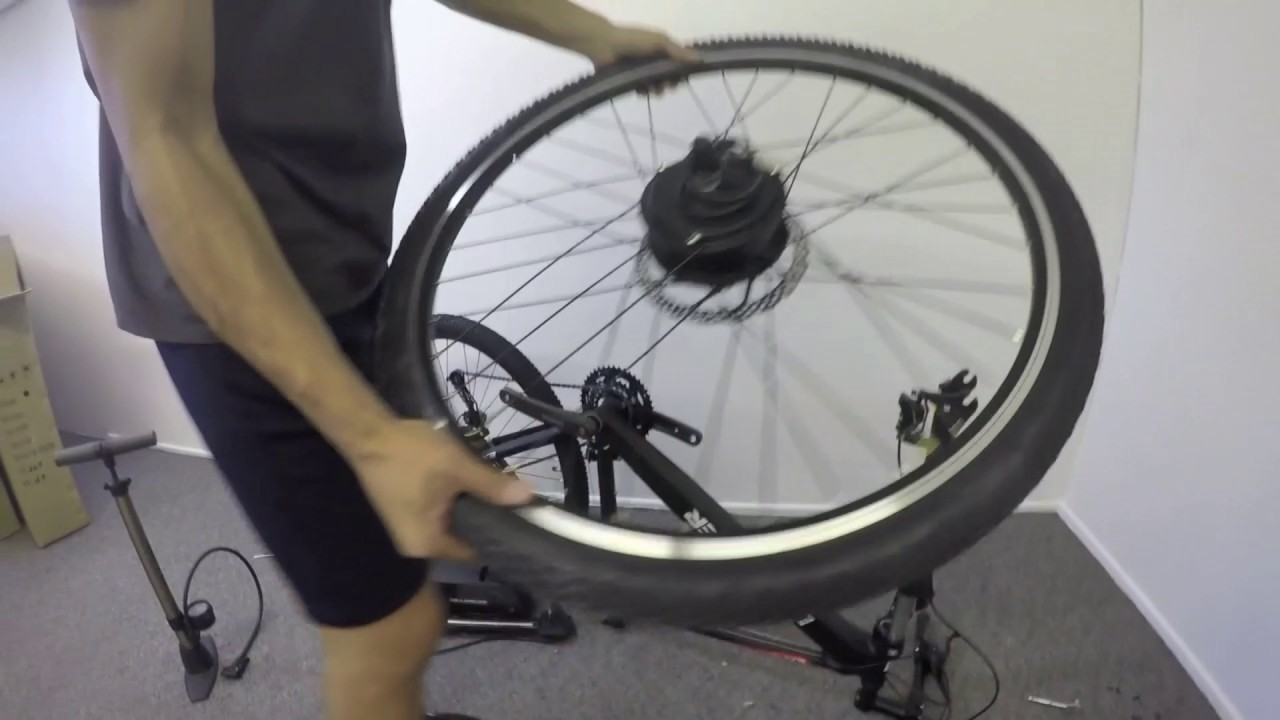 Dillenger Samsung Street Kit Unboxing And Installation E Biking Now Youtube