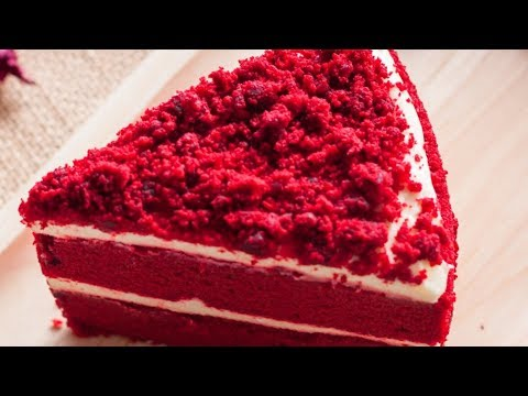 Don't Take Another Bite Of Red Velvet Cake Before Watching This - 동영상