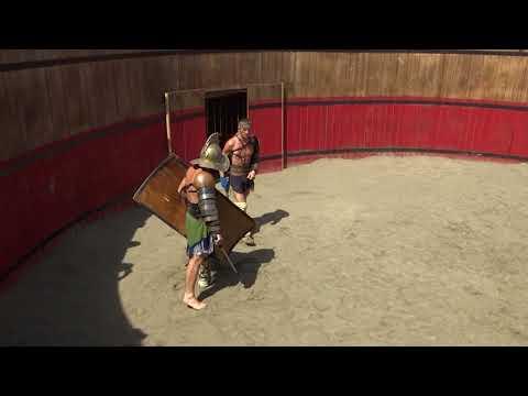 Русские курорты: Римская империя в Геленджике - Парк развлечений