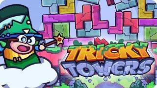 Video de ¡CUATRO TORRES! ¡AL MISMO TIEMPO! | TRICKY TOWERS Con Sara, Luh Y Exo