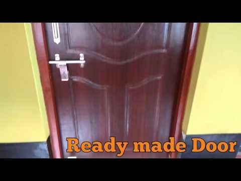 House] Ready Made Door ( wood/plywoods ) under 3000 - YouTube