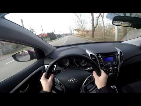POV Hyundai i30 1.4MPI
