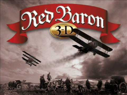 Red Baron 3D - Shell Music
