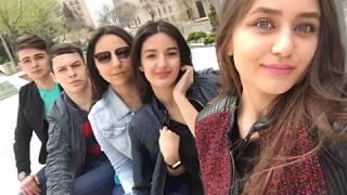 коллаж  выпускной  203 школа Баку