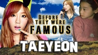 TAEYEON - Before They Were Famous