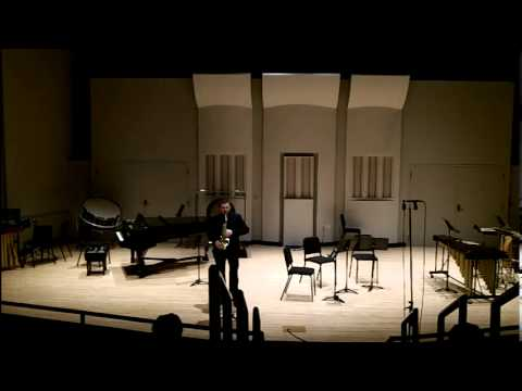 University of Florida Society of Composers Concert 3/24/13 - Part 2