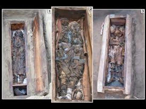 Chatraal: Kafiristan, open graves of Kalash dead bodies.Its amazing