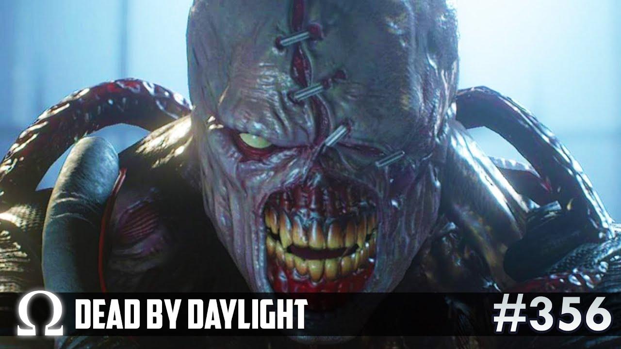 NEMESIS gets a BLIND SURPRISE! ☠️ | Dead by Daylight DBD Resident Evil Nemesis / Legion / Trickstr