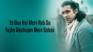 Download lagu Meri Aashiqui (Lyrics) Rochak Kohli Ft. Jubin Nautiyal | Ihana Dhillon,Altamash Faraz| Bhushan Kumar