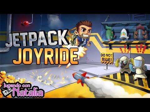 GOKU USA JETPACK?? - JetPack JoyRide + Saludos!
