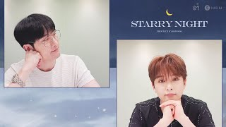 ZHOUMI 'Starry Night (With RYEOWOOK)' (Chinese Ver.) Uncontact LIVE Performance Video
