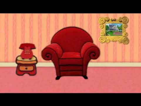 Pin Blue's Clues Thinking Chair Images to Pinterest