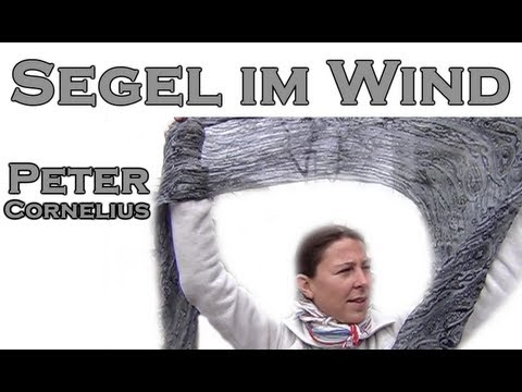 Peter Cornelius - Segel im Wind - Cover - hatla films