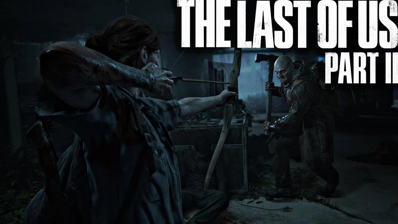 Algo esconden en el hospital #11 | Caramelo The Last of Us 2 walkthrough Español