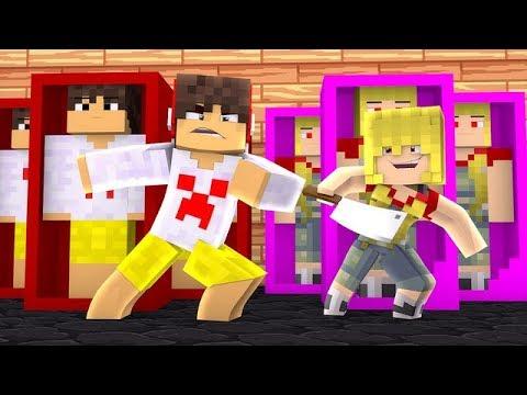 Minecraft ToyStore - ANNABELLE CHEGOU NA LOJA DE BRINQUEDOS !! #7