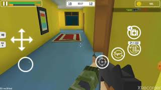 Choi thu game ban sung (Block: FPS PvP war - Online Gun shooting games)