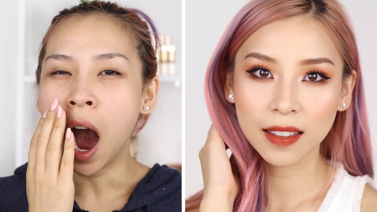 Get Ready With Me – Makeup Transformation