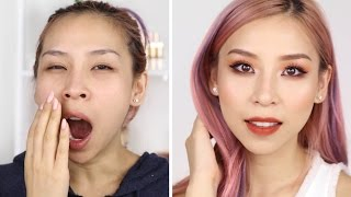 Get Ready With Me - Makeup Transformation