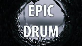 Intense drum music no copyright