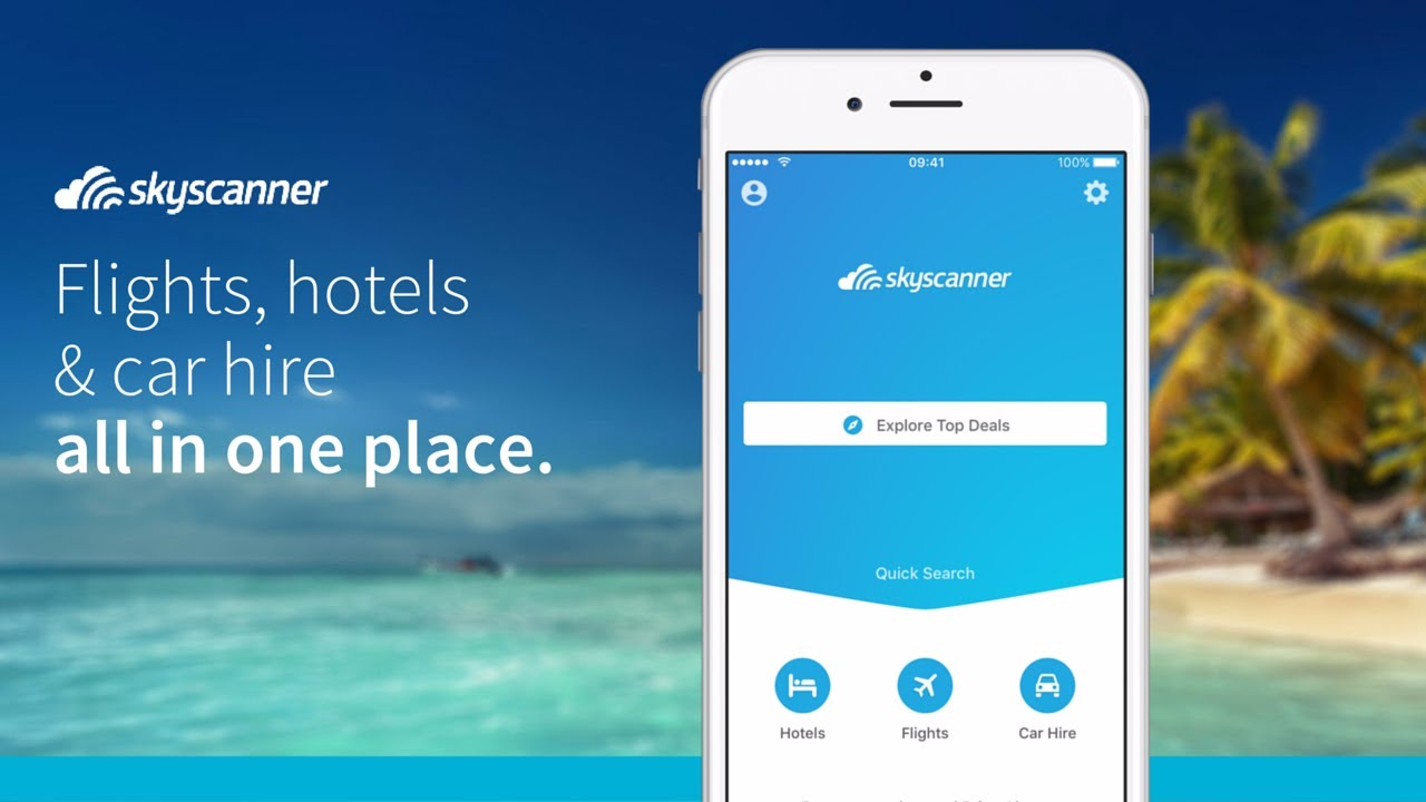 Save your Ringgit with the new Skyscanner app - Skyscanner