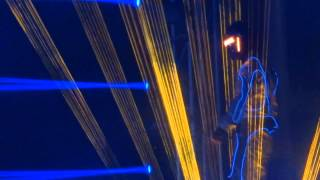 Лазерное Шоу  Trancemission #18 Москва