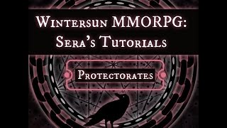 WinterSun MMORPG: Level 1 - 10 Training (Episode 1)