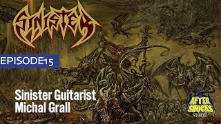 Does Death Metal Actually Calm People Down? – Sinister Guitarist Michal Grall