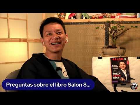 Libro Salon 8 Yokoi Kenji Diaz
