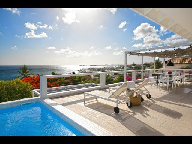 Sunset Villa Pelican Key for sale Sint Maarten Caribbean SXM