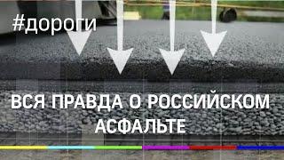 Ремонт дорог: вся правда о подмосковном асфальте. Расследование