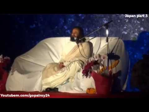 Sri Sri Ravi Shankar । Public talk at Okinawa, Japan part 3