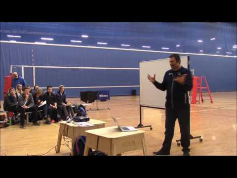 The Most Important Skills in Scoring - Volleyball Alberta Coaching Symposium 2017