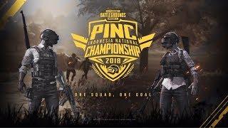PINC Qualifiers - BEKASI 18 Agustus 2018 [Indonesian PUBGM scene]