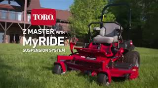 Toro Z Master 3000 series with 60 inch deck