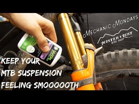 Keep Your MTB Suspension Feeling Silky Smooth! - Mechanic Mondays - #1