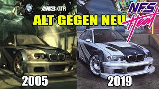 M3 GTR 2005 vs 2019 - Was ist anders ? - NEED FOR SPEED HEAT