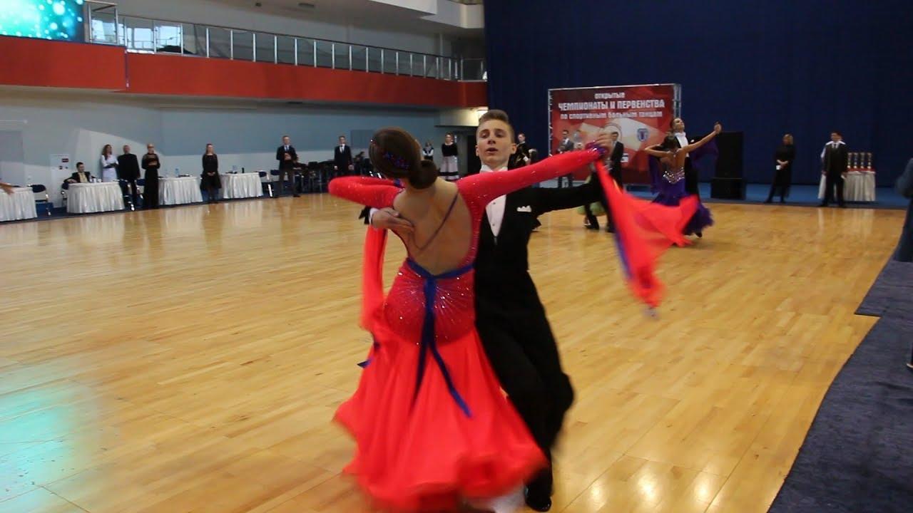 В Чижовка-Арене прошли турниры по спортивным бальным танцам.