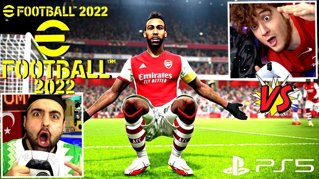 Download 2000 ÖDÜLLÜ ! BARCELONA İLE EFSANE GOLLER 😱 ÜMİDİ VS EMJAN eFootball 2022 PES 22