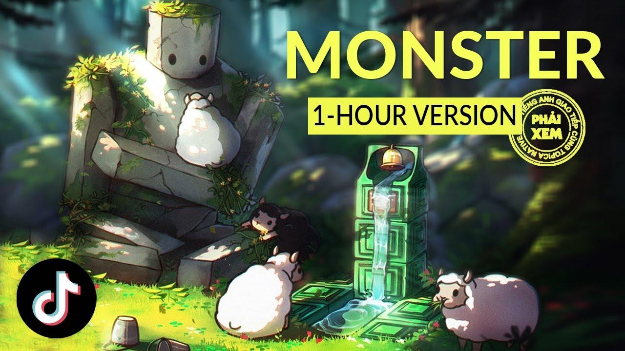 Học Tiếng Anh Qua Bài Hát   Monster Vietsub 1 Hour Version   TOPICA Native